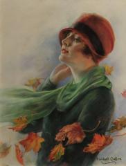 Saturday Evening Post Cover, November 5, 1927
