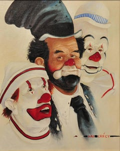 Three Clowns