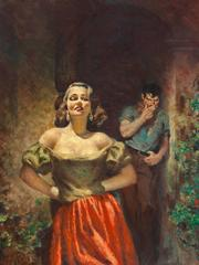 The Naked Rich, Paperback Cover