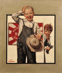 Country Gentleman Magazine Cover