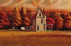 House and Red Forest
