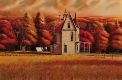 House and Red Forrest