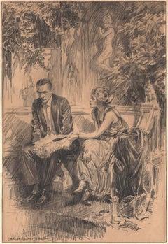 She Never Forgave Him, Good Housekeeping Illustration