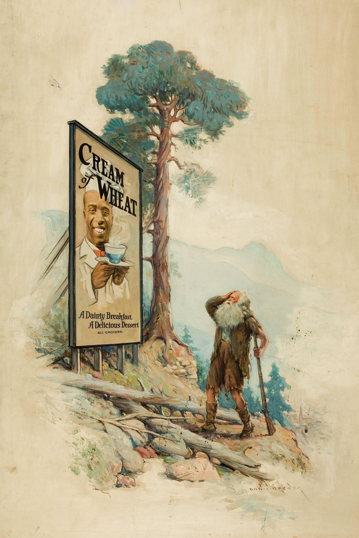 Rip Van Winkle, Cream of Wheat Advertisement