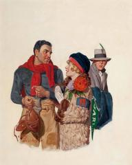 Liberty Magazine Cover, November 6, 1926