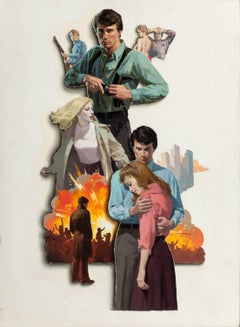 The Mission and the Aftermath, Romance Paperback Cover