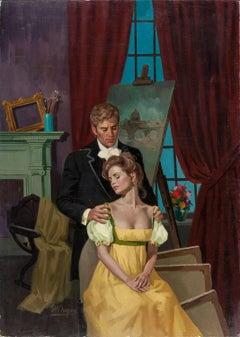 Awakening Heart, Romance Paperback Cover