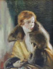 February 1925 Redbook Magazine Cover