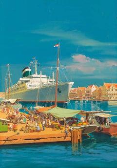 Curaçao, Travel Advertisement