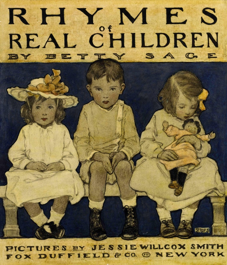 Jessie Willcox Smith - Rhymes of Real Children 1