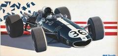 Second Indy Car, Dan Gurney #36