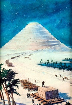 """Amazing Stories """"Wonders of the Ancient World: Building the Great Pyramid"""""""
