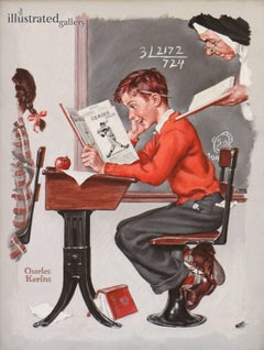 Catholic Boy Magazine Cover