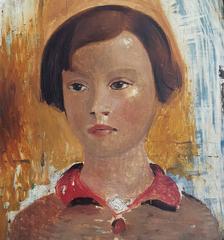 Portrait of a Little Girl, 1928