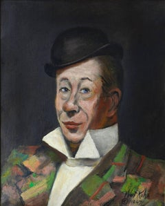 Portrait of Bert Lahr