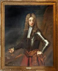 Portrait of Mr. Bagnal ,