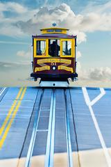 San Francisco Cable Car,
