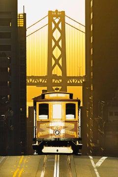San Francisco Cable Car, California Street