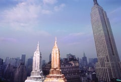 Three Empire State Buildings, 1976