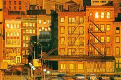 Tribeca in Gold