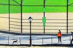 Manhattan Baseball field
