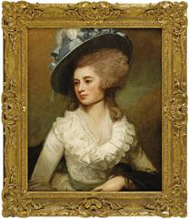 Portrait of Lady Caroline Price
