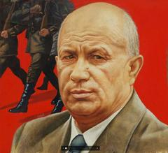Cover of Newsweek, Kruschev, March 16th 1959