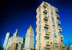 New York Parade of Building