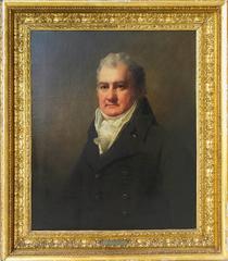Half Length Portrait of Mr. Robertson