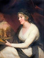 Portrait of Mrs. Johnstone