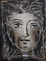 Woman's Face II