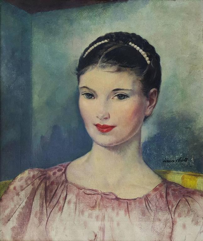 Portrait of Theresa Rogers