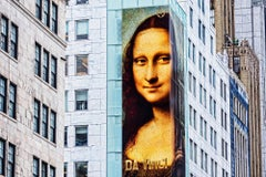 Mona Lisa comes to New York City