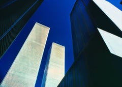 Twin Towers , World Trade Center Abstract