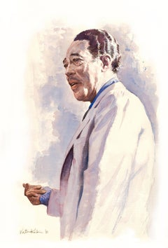 Duke Ellington Portait