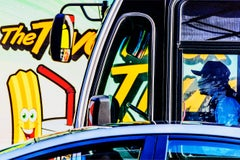 Urban Art Bus Driver