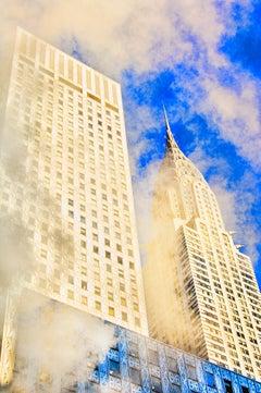 Chrysler Building  in Fog