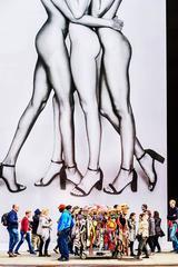Legs on Fifth Avenue