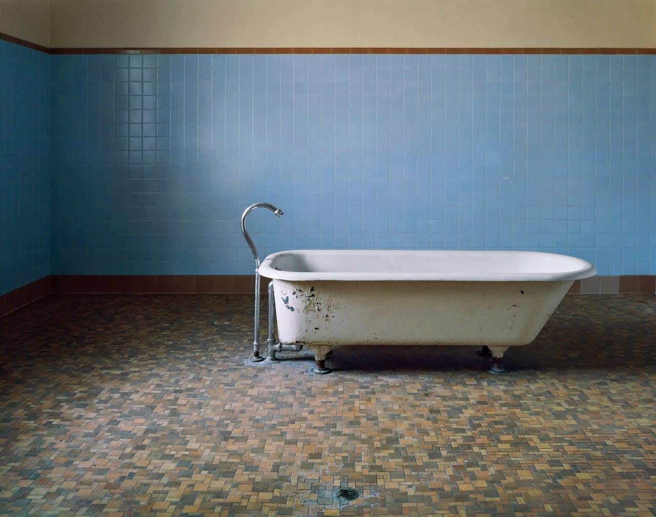 Christopher Payne - Patient Bathtub, Fairfield State Hospital ...