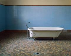 Patient Bathtub, Fairfield State Hospital