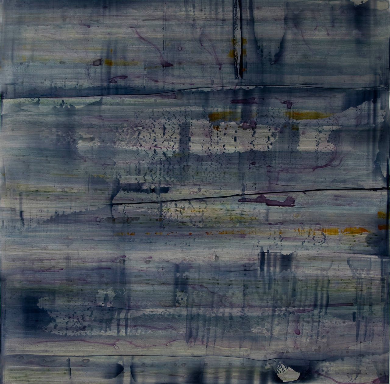 Jessie Morgan Abstract Painting - Elements no. 1408