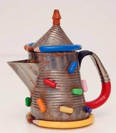 Tin Can Teapot
