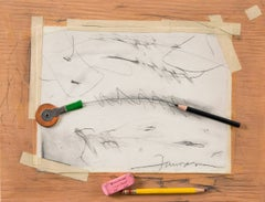 The Act of Drawing I