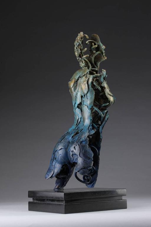 Angel Valoel - Sculpture by Blake Ward