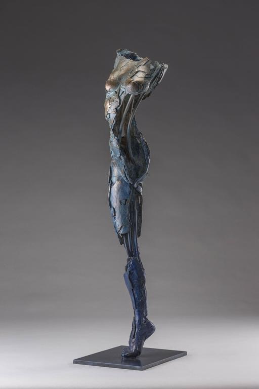 Ushabti Hetheru (Goddess of Creation) - Sculpture by Blake Ward