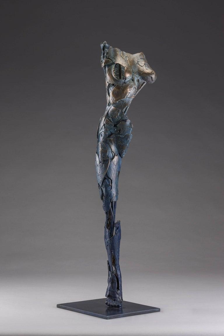 Blake Ward Figurative Sculpture - Ushabti Hetheru (Goddess of Creation)