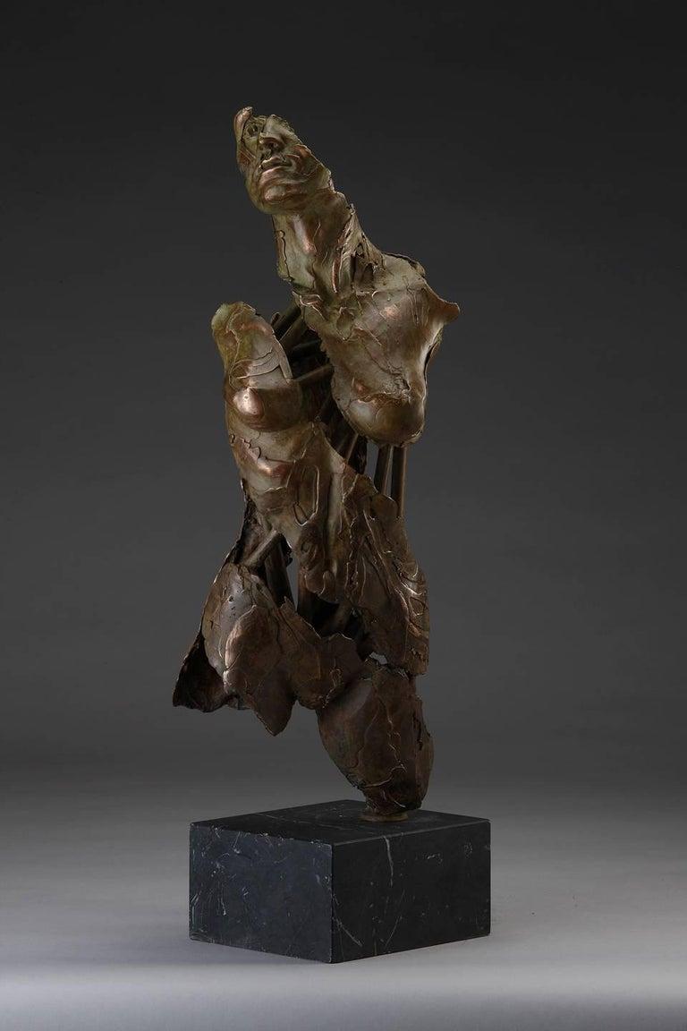 Blake Ward Figurative Sculpture - Angel Muriel