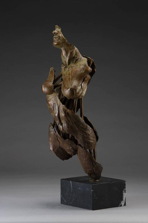 Angel Muriel - Sculpture by Blake Ward