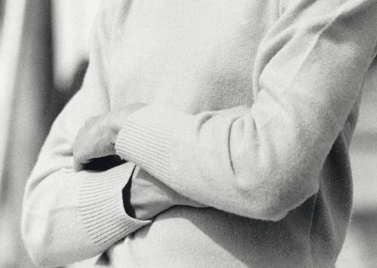 Audrey Hepburn with Dove 3