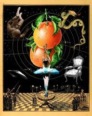 Ballet Orange